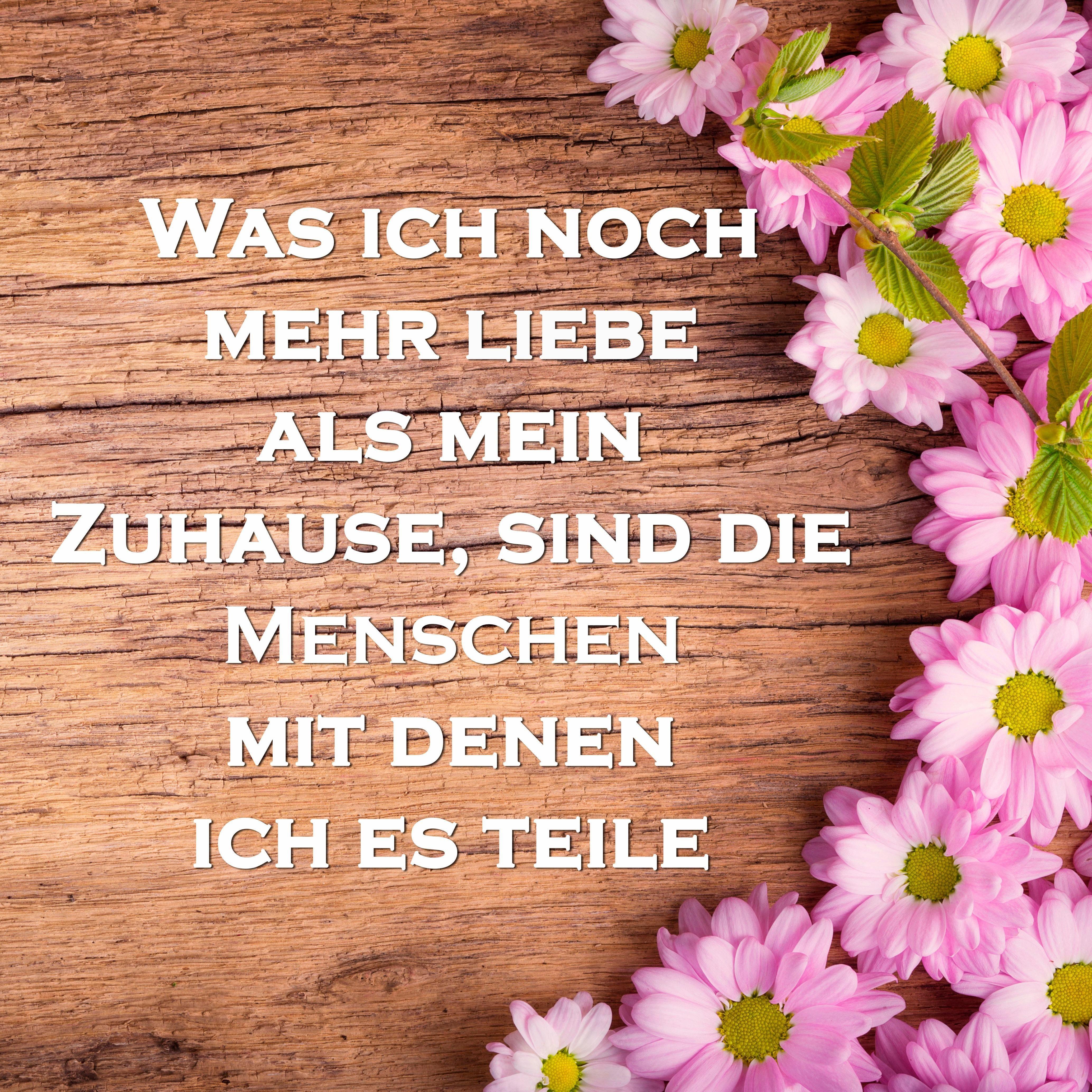 Leinwandbild »Spruch: Mehr Liebe« 35/35 cm