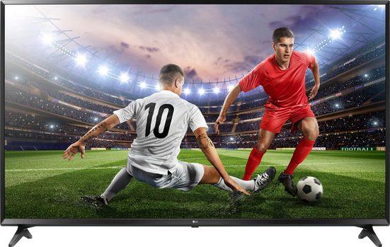 LG 65UK6100 LED-Fernseher (164 cm/65 Zoll, 4K Ultra HD, Smart-TV)