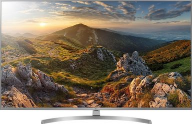 LG 65UK7550LLA LED-Fernseher (164 cm/65 Zoll, 4K Ultra HD, Smart-TV)