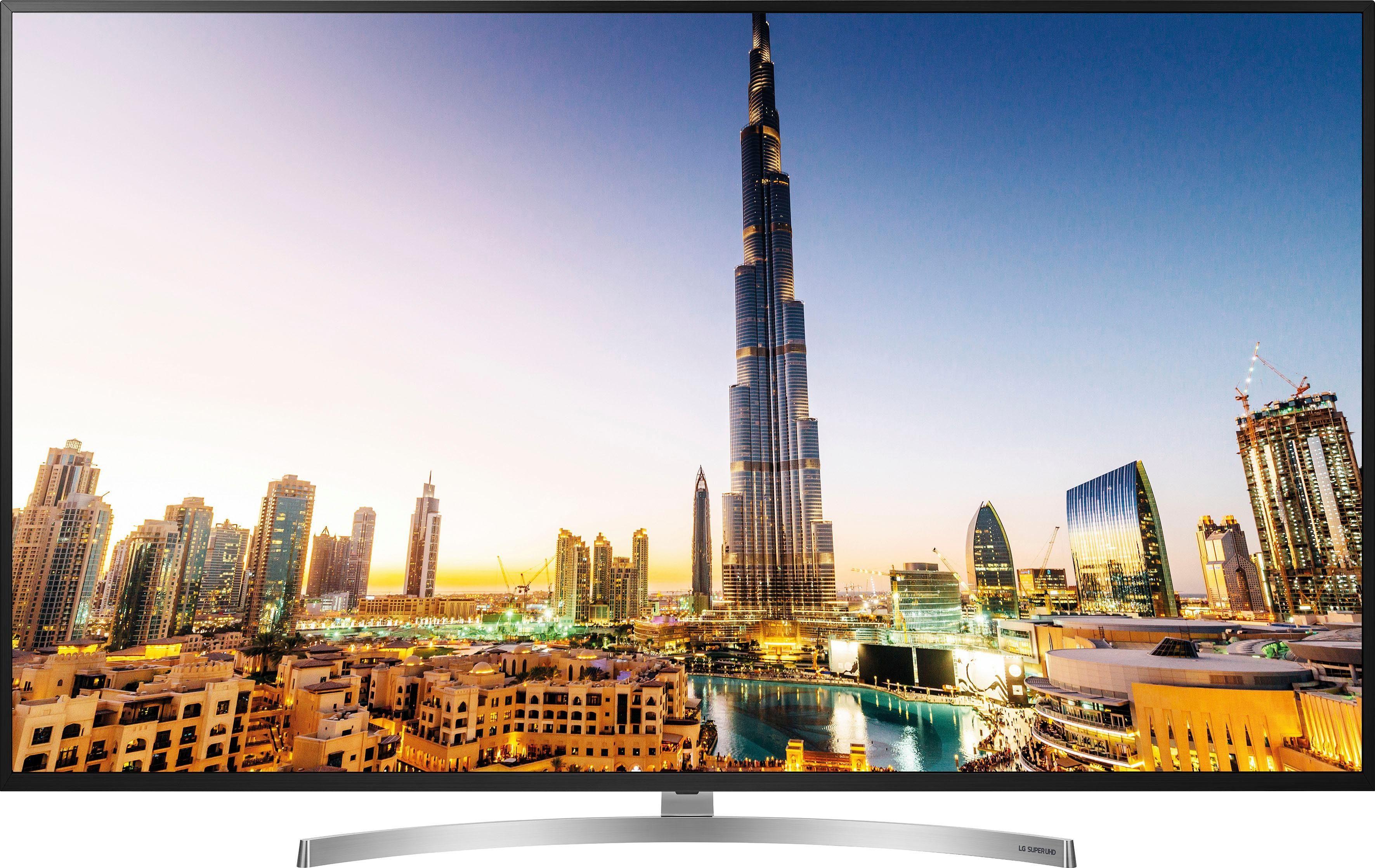LG 75SK8100PLA LED-Fernseher (75 Zoll, 4K Ultra HD, Smart-TV)