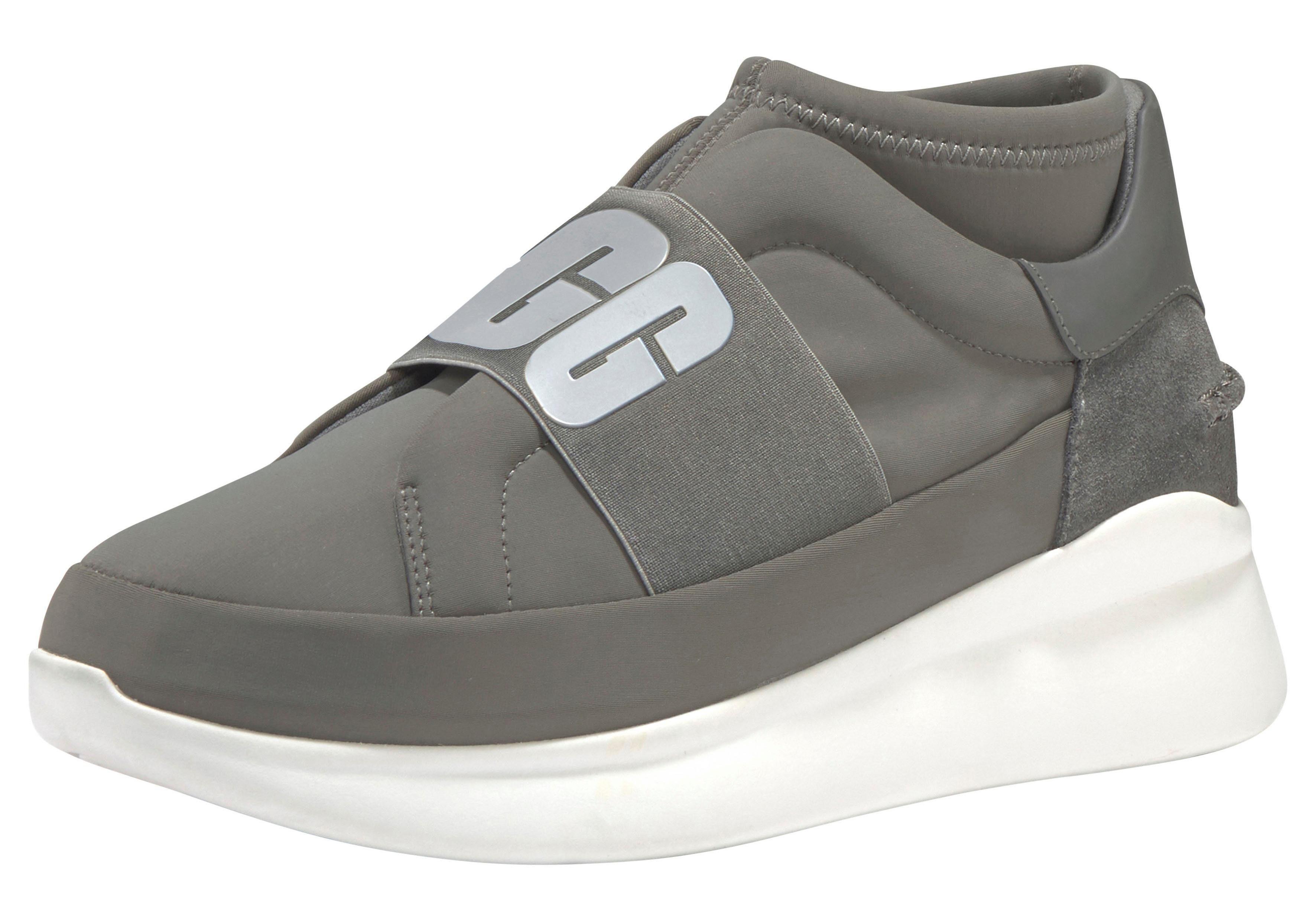 UGG »Neutra« Sneaker mit trendy weißer Sohle   OTTO
