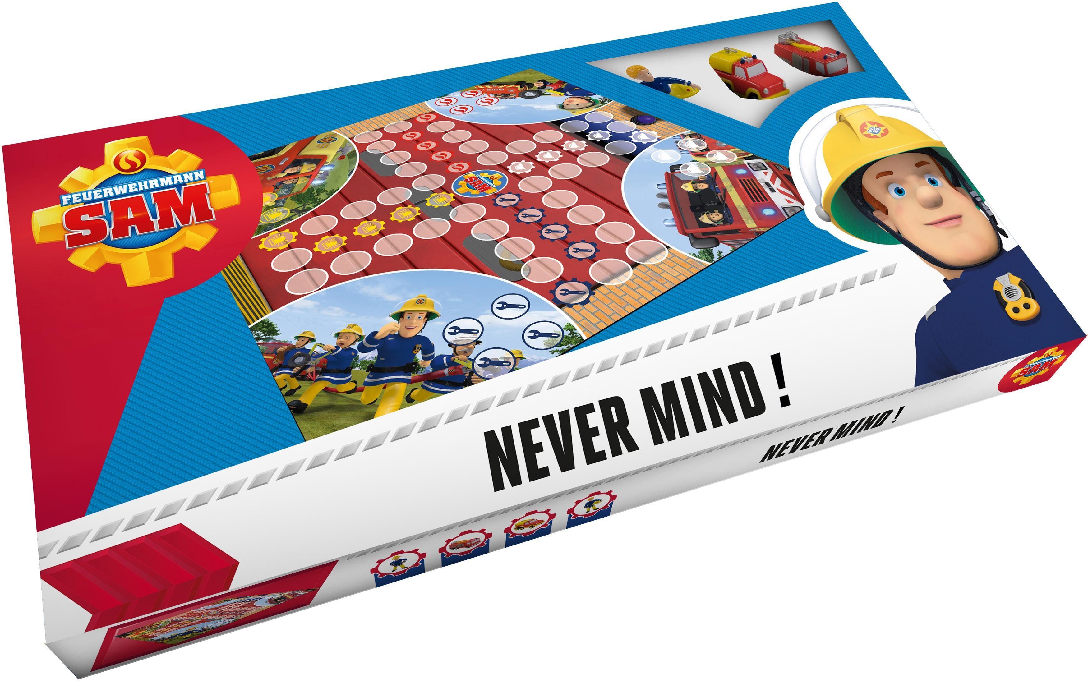p:os Gesellschaftsspiel, »Never Mind! Feuerwehrmann Sam«