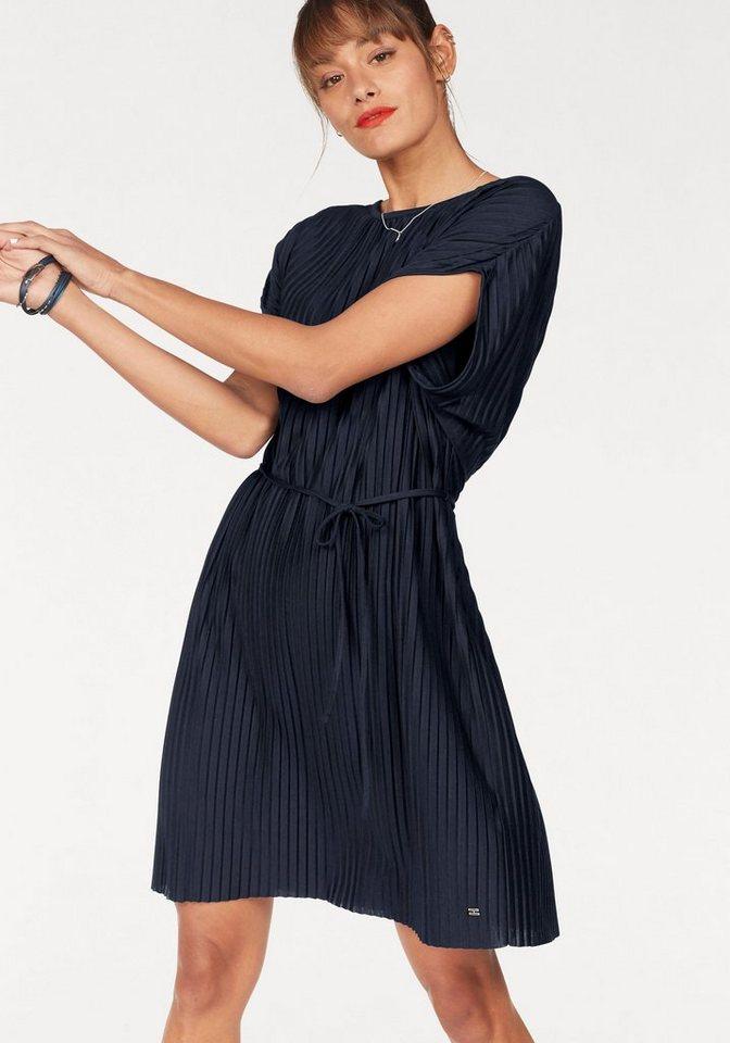 Tommy Hilfiger Kleid »FIONA C-NK SHORT DRESS SS« 1963b69b77b