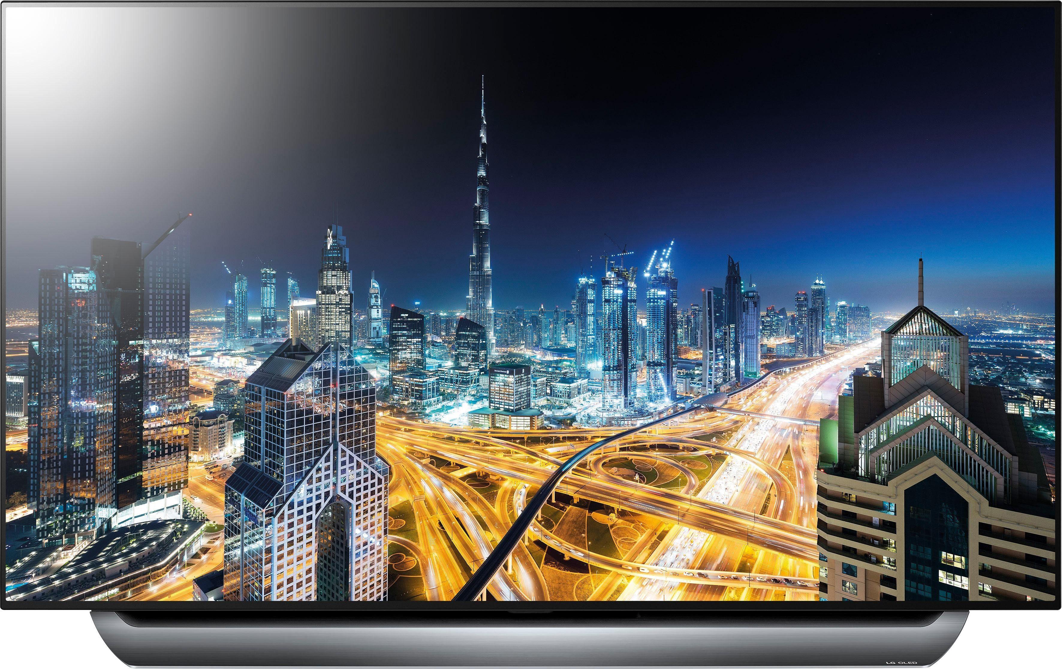 LG OLED55C8LLA.AEU OLED-Fernseher (139 cm/55 Zoll, 4K Ultra HD, Smart-TV)