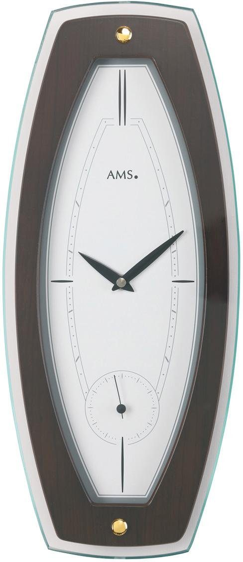 AMS Wanduhr »W9357/1«