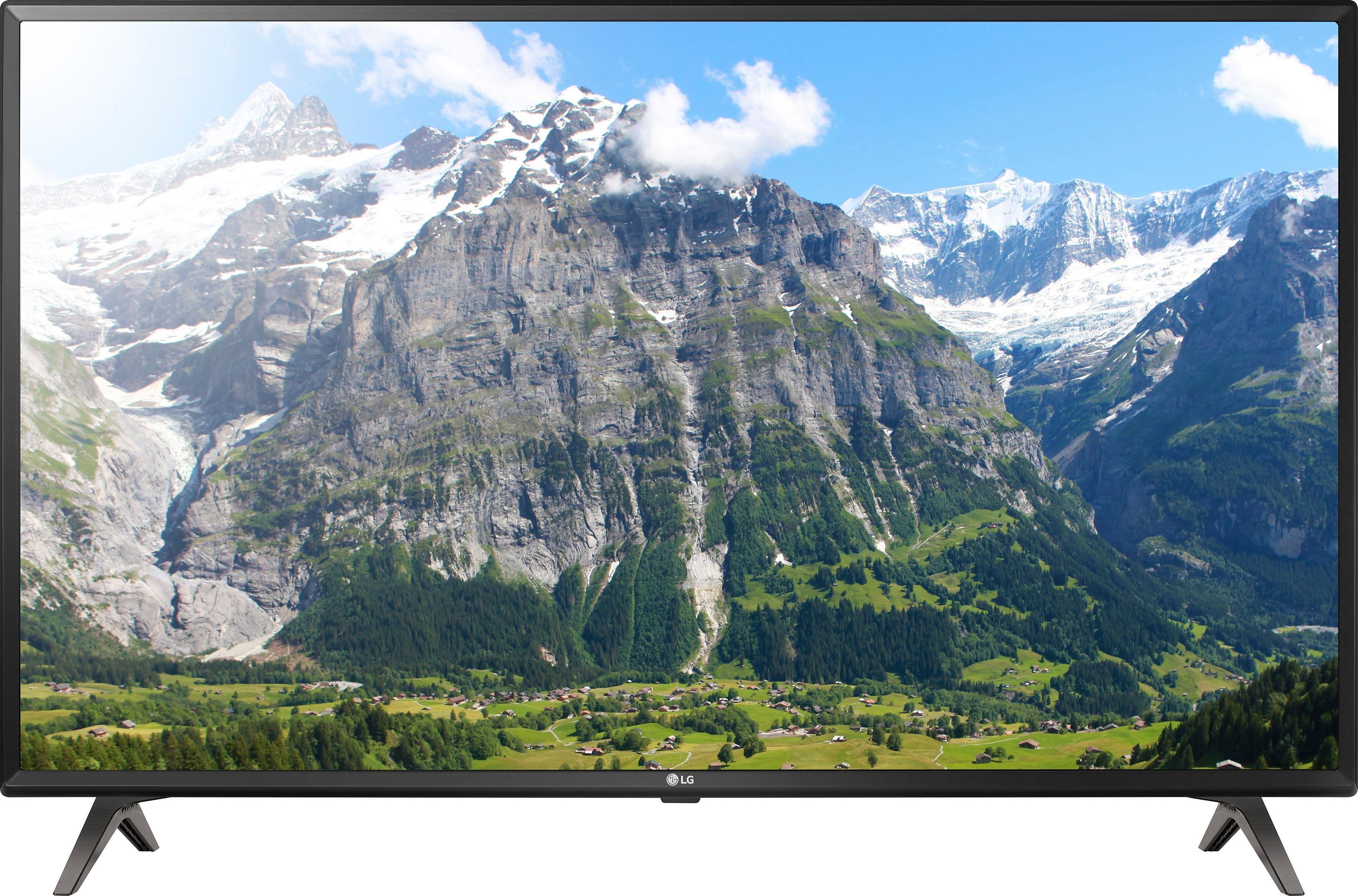LG 43UK6300LLB LED-Fernseher (108 cm/43 Zoll, 4K Ultra HD, Smart-TV)
