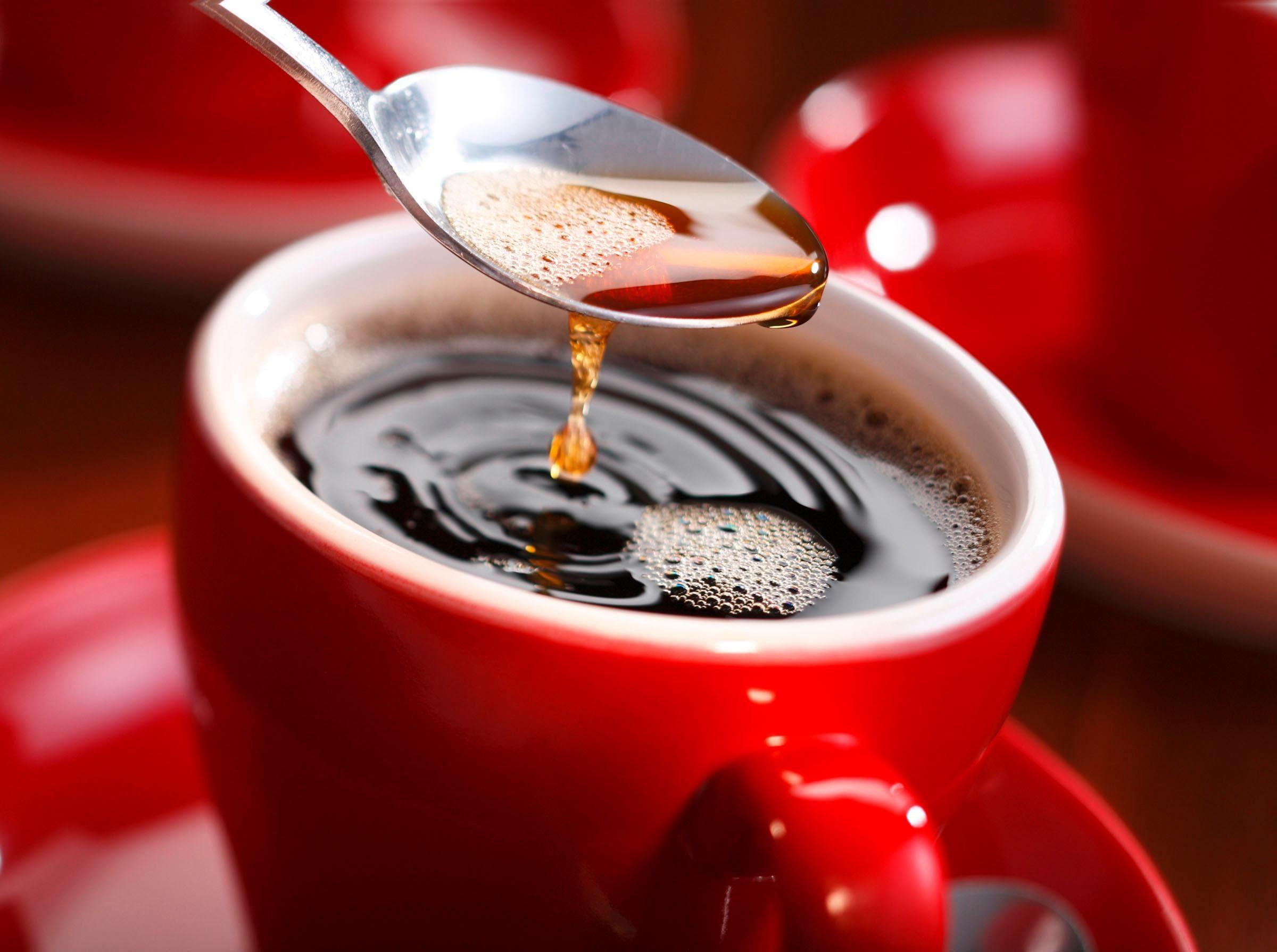 Home affaire Leinwandbild »Tasse Kaffee«, Tasse, 30/40 cm
