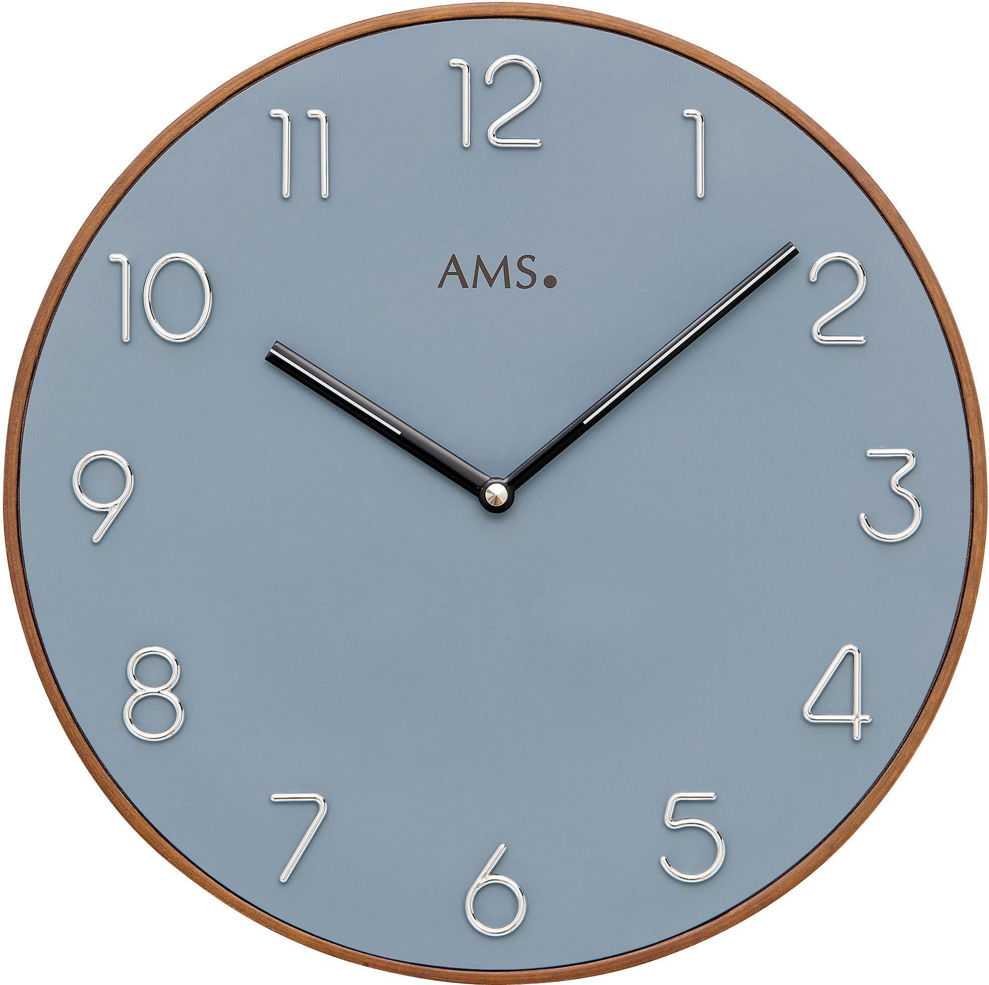 AMS Wanduhr »W9564«