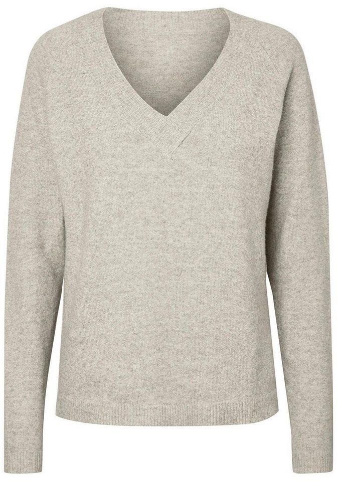 Vero Moda V-Ausschnitt-Pullover »BRILLIANT«