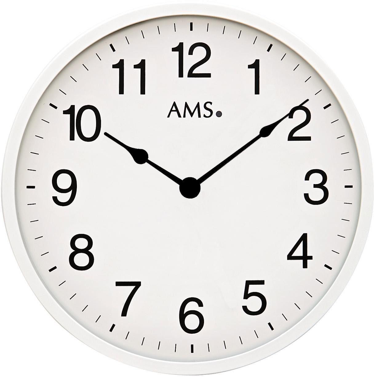 AMS Wanduhr »W9494«