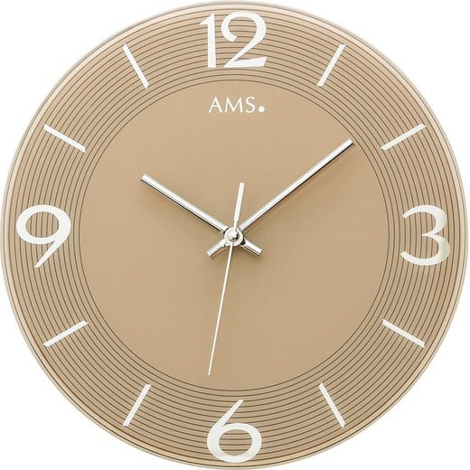 AMS Wanduhr »W9572«