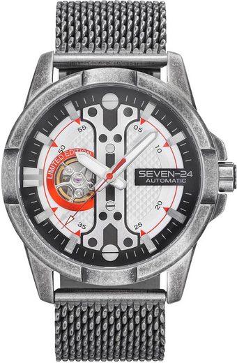 SEVEN-24 Automatikuhr »AVENGER, SV3102JSQ-13MM«