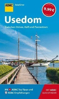 Broschiertes Buch »ADAC Reiseführer Usedom«