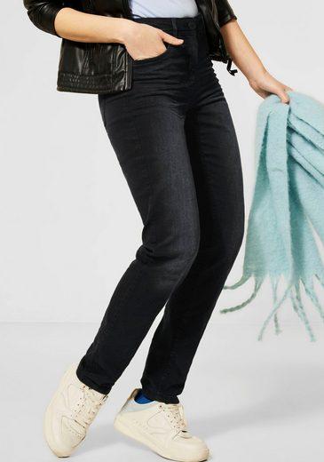 Cecil High-waist-Jeans »Toronto«