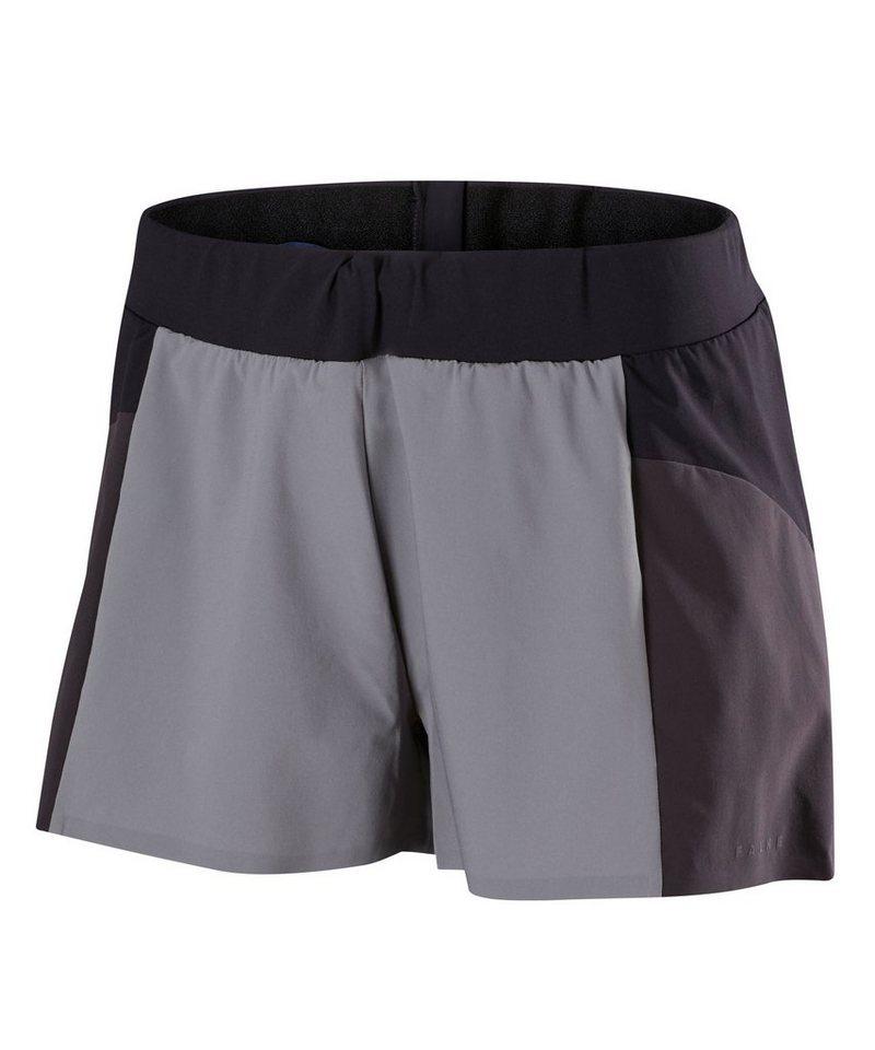 FALKE Shorts »Alegra« hochelastische Sportshorts | Sportbekleidung > Sporthosen > Sportshorts | Grau | FALKE