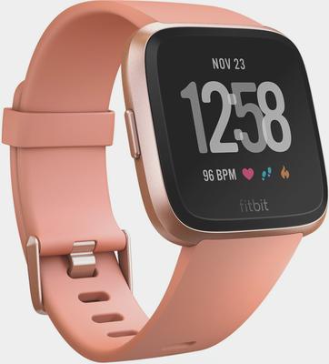 fitbit Health & Fitness Smartwatch »Versa«