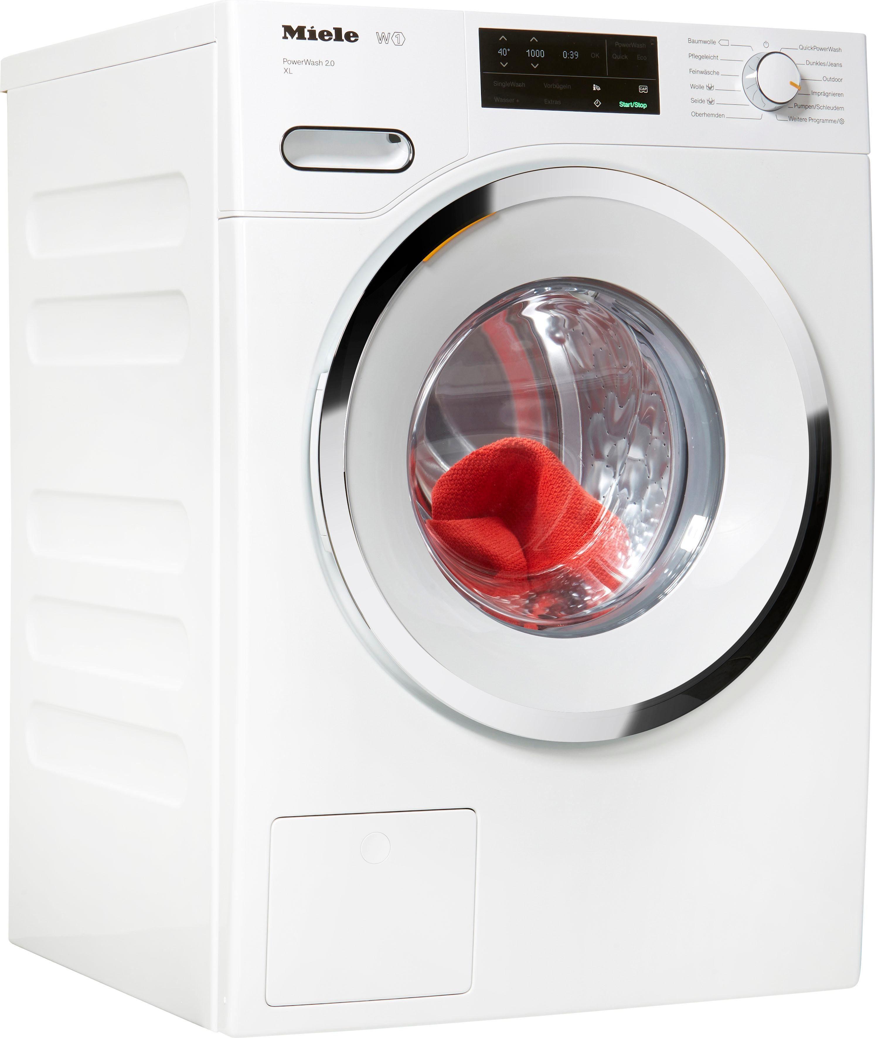 Miele Waschmaschine WWI320 WWI320 WPS PWash 2.0 XL, 9 kg, 1600 U/Min