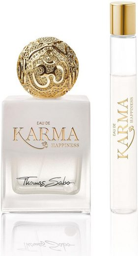 THOMAS SABO Duft-Set »Eau de Karma Happiness«, 2-tlg.