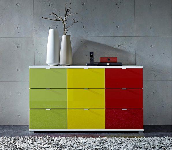 Germania »Colorado« Sideboard in WM-Farben, Breite 144 cm