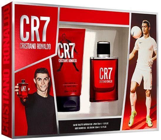 Cristiano Ronaldo, »CR7«, Duftset (2 tlg.)