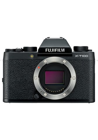 FUJIFILM »X-T100 Body« Sisteminis fotoaparatas ...