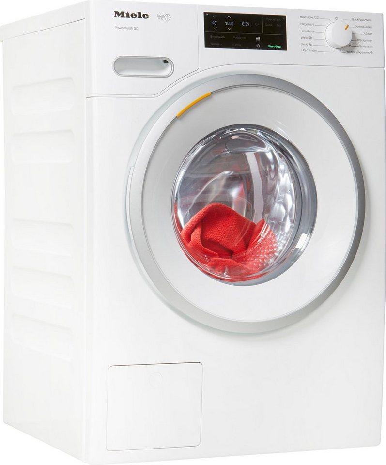 miele waschmaschine wwe320 wps 8 kg 1400 u min otto. Black Bedroom Furniture Sets. Home Design Ideas