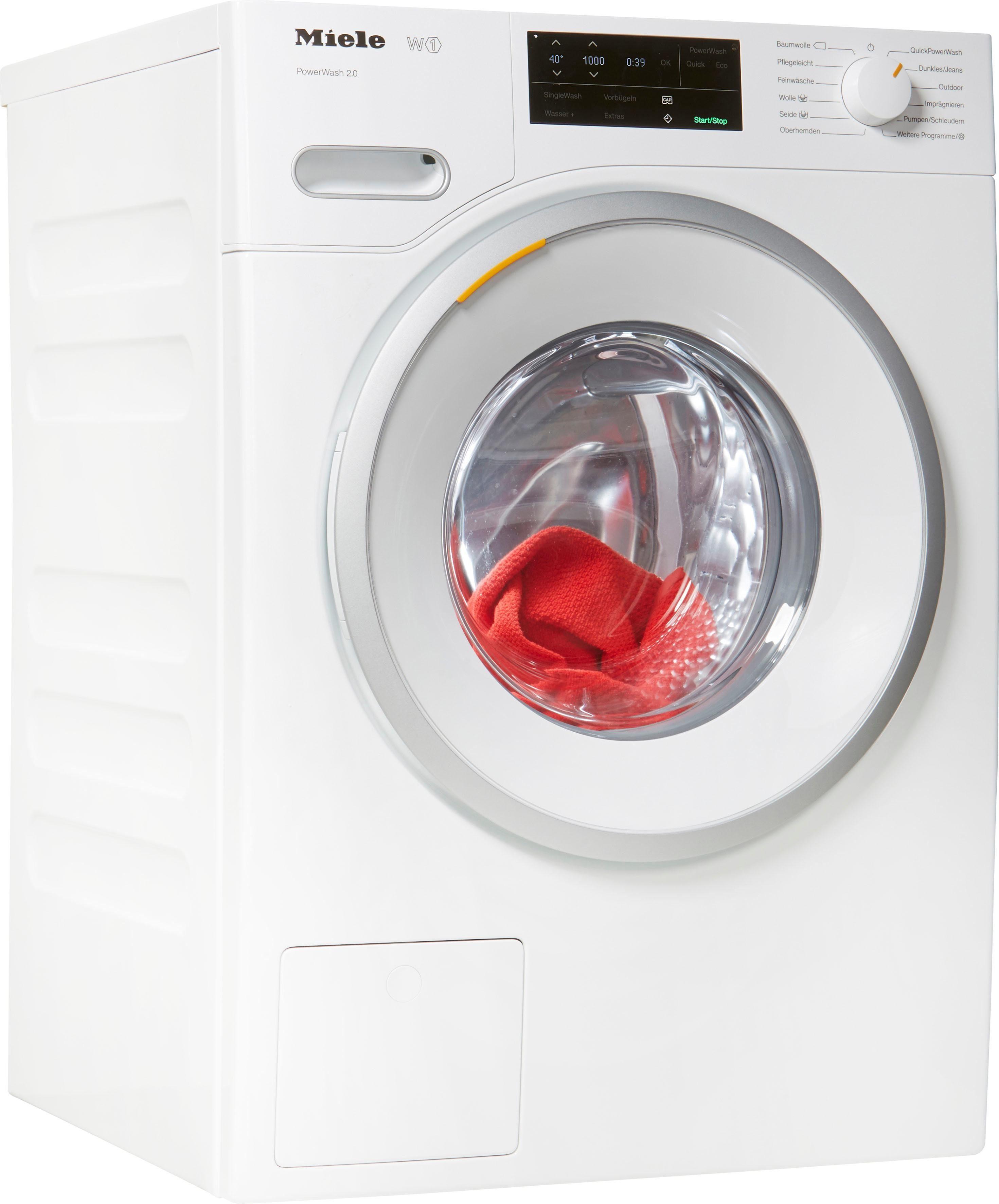 Miele Waschmaschine WWE320 WPS, 8 kg, 1400 U/Min