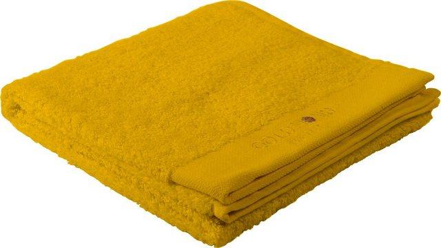 Goldmond Handtuch »Casual« (2-St)| in verschiedenen Farben | Bad > Handtücher | Goldmond