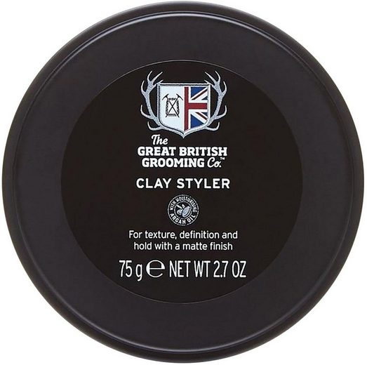 The Great British Grooming Co. Haargel »Clay Styler«
