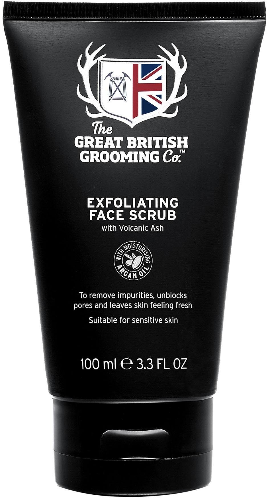 The Great British Grooming Co., »Exfoliating Face Scrub«, Gesichtspeeling
