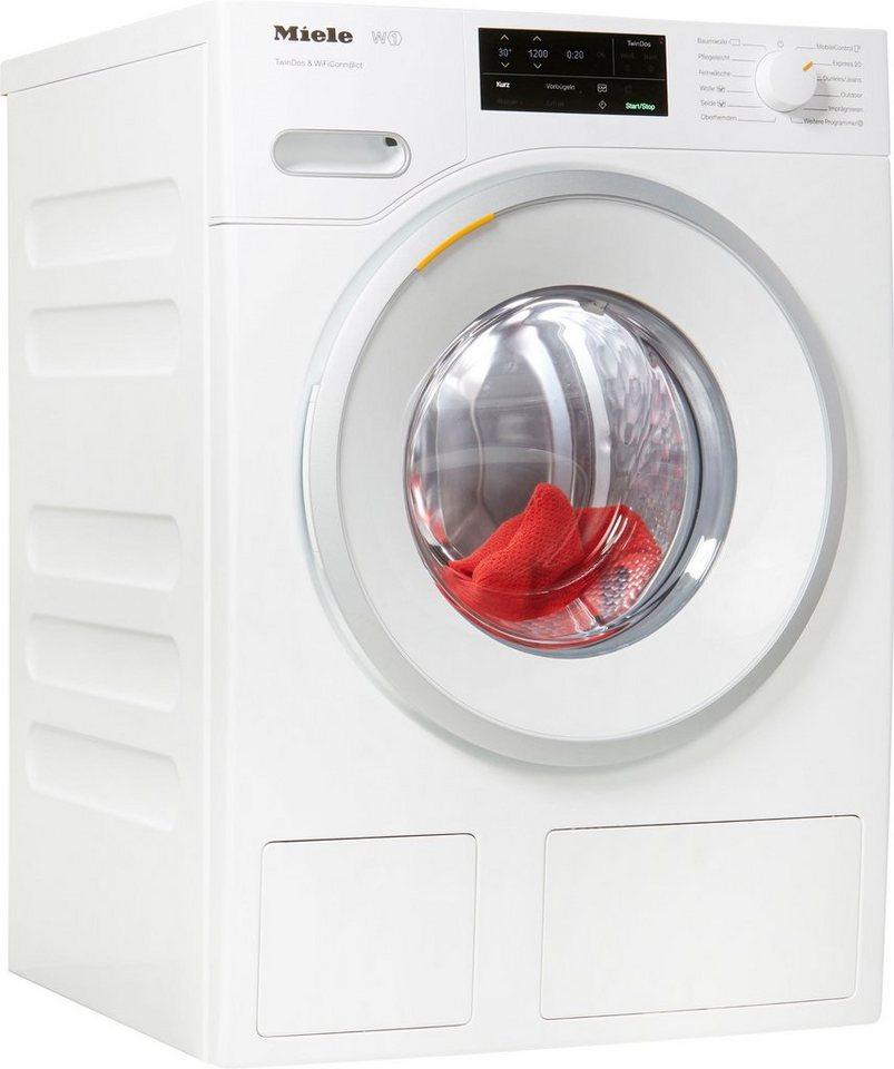miele waschmaschine wwe660 wps tdos wifi 8 kg 1400 u min online kaufen otto. Black Bedroom Furniture Sets. Home Design Ideas