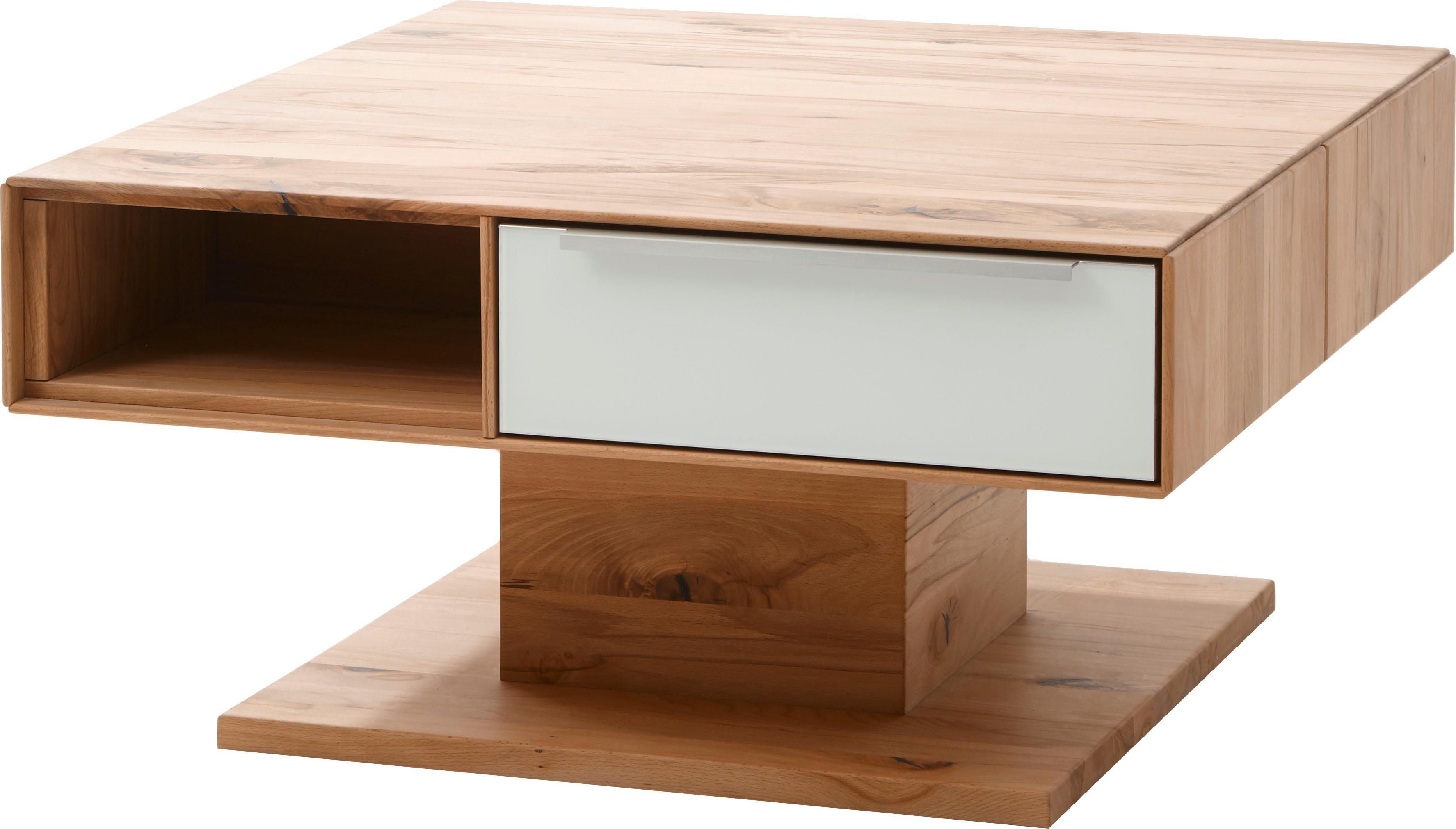 massivraum® Couchtisch »RAMOS« in zwei Ausführungen | Wohnzimmer > Tische > Couchtische | Massiver - Holz - Asteiche | massivraum
