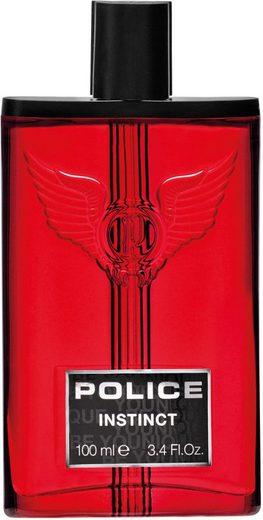 Police Eau de Toilette »Instinct«