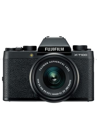 FUJIFILM »X-T100« Sisteminis fotoaparatas (FUJI...