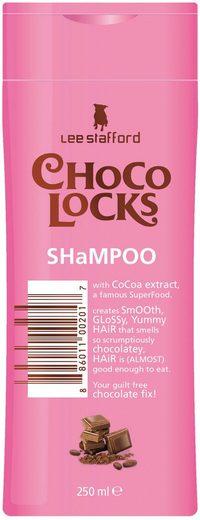Lee Stafford Haarshampoo »Choco Locks«