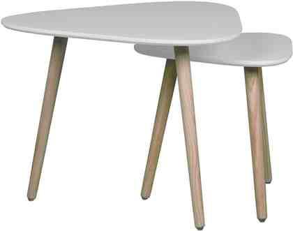 SIT 2-Satz-Tisch »Macao« in skandinavischem Design