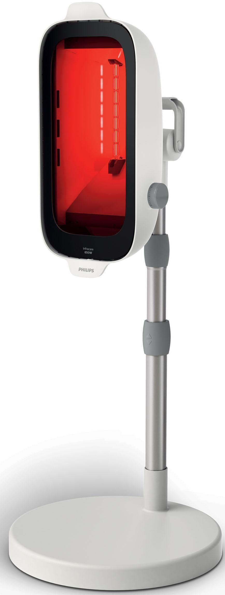 Philips Infrarotlampe PR3140/00, InfraCare 650 Watt