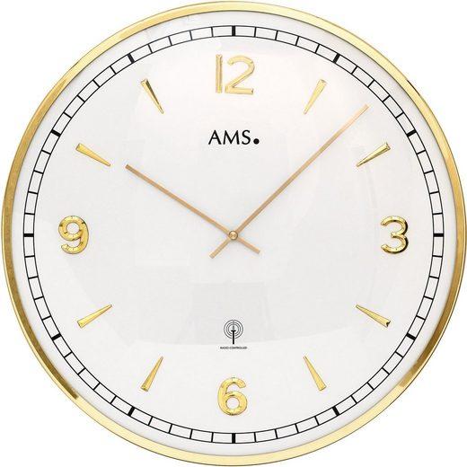 AMS Funkwanduhr »F5609«