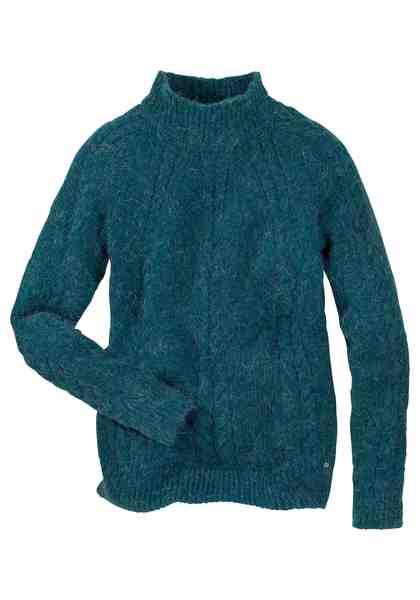 GUIDO MARIA KRETSCHMER Strickpullover mit Turtleneck
