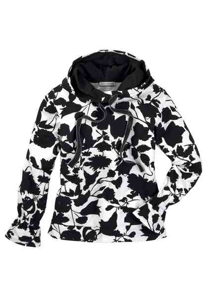 GUIDO MARIA KRETSCHMER Sweatshirt mit floralem Print