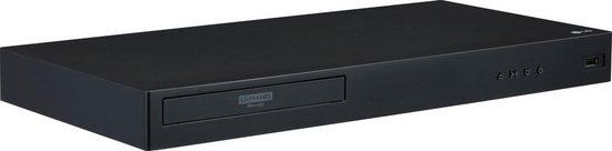 LG »UBK80« Blu-ray-Player (4k Ultra HD, LAN (Ethernet), 4K Upscaling)