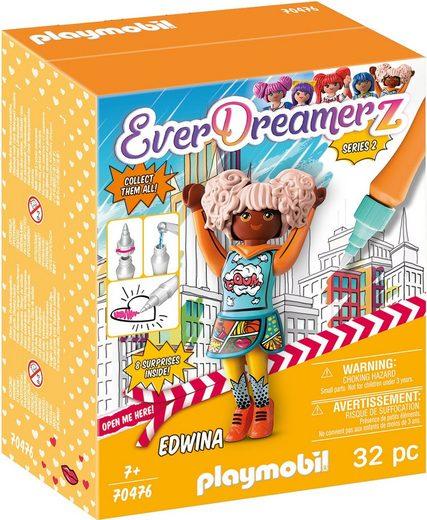 Playmobil® Konstruktions-Spielset »Edwina - Comic World (70476), EverDreamerz«, Made in Europe