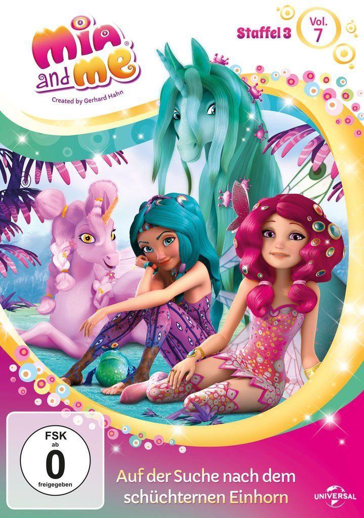 Universal DVD - Film »Mia and me - Staffel 3 - Vol.7 - Auf der Suche nac«