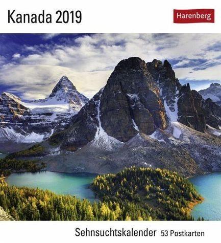 Kalender »Kanada 2019«