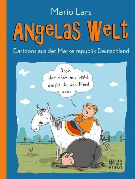 Gebundenes Buch »Angelas Welt«