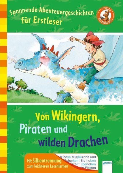 Gebundenes Buch »Spannende Abenteuergeschichten für Erstleser«