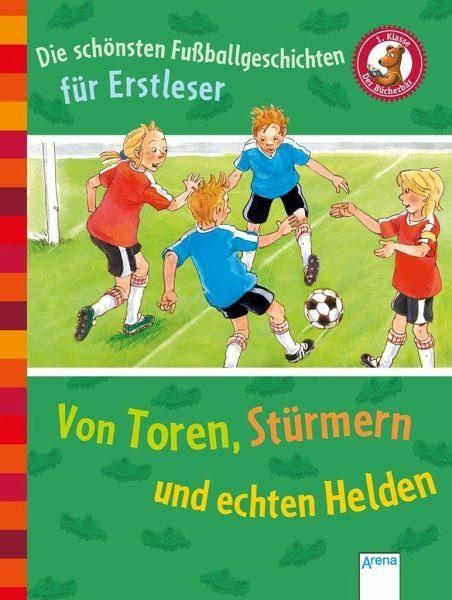 Gebundenes Buch »Die schönsten Fußballgeschichten für...«
