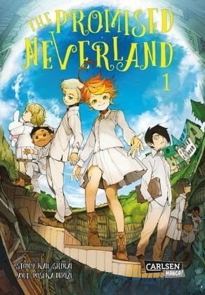 Broschiertes Buch »The Promised Neverland / The Promised...«
