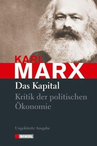 Gebundenes Buch »Das Kapital«