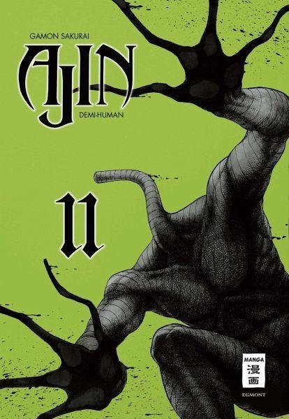 Broschiertes Buch »AJIN - Demi-Human / AJIN - Demi-Human Bd.11«